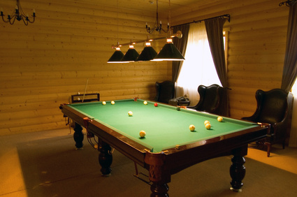 Billiard Room Lighting Table Lights And Accent N